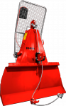 Farmi 501 forestry winch