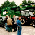 Fraser 1000th trailer sold by Davies Implements Ltd in 1994 (2)