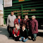 Fraser 1000th trailer sold by Davies Implements Ltd in 1994 (5)