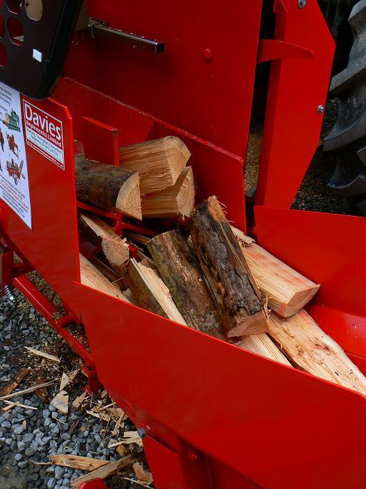 Expert 37 Firewood Processor Davies Implements