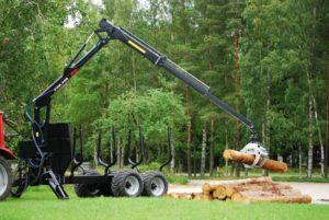 Palms 840 crane