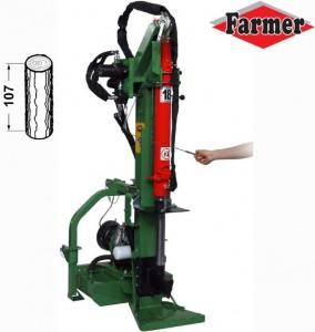 thor Farmer 18 Ton PTO log splitter