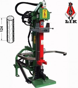 thor diavolik PTO powered log splitter