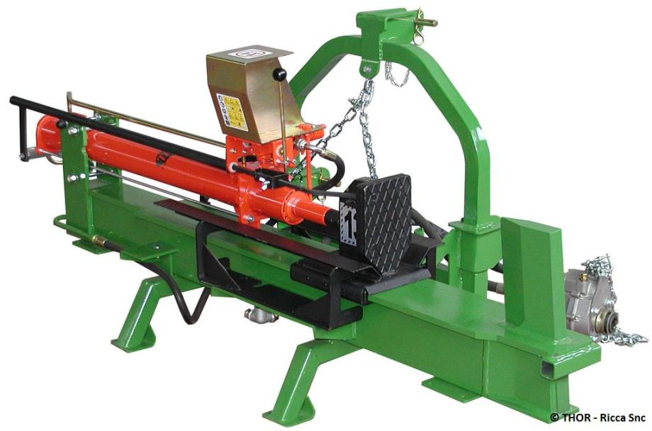 Thor Horizontal Tractor Splitters Davies Implements