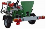 Thor magik 18T road towable multiuse log splitter.3