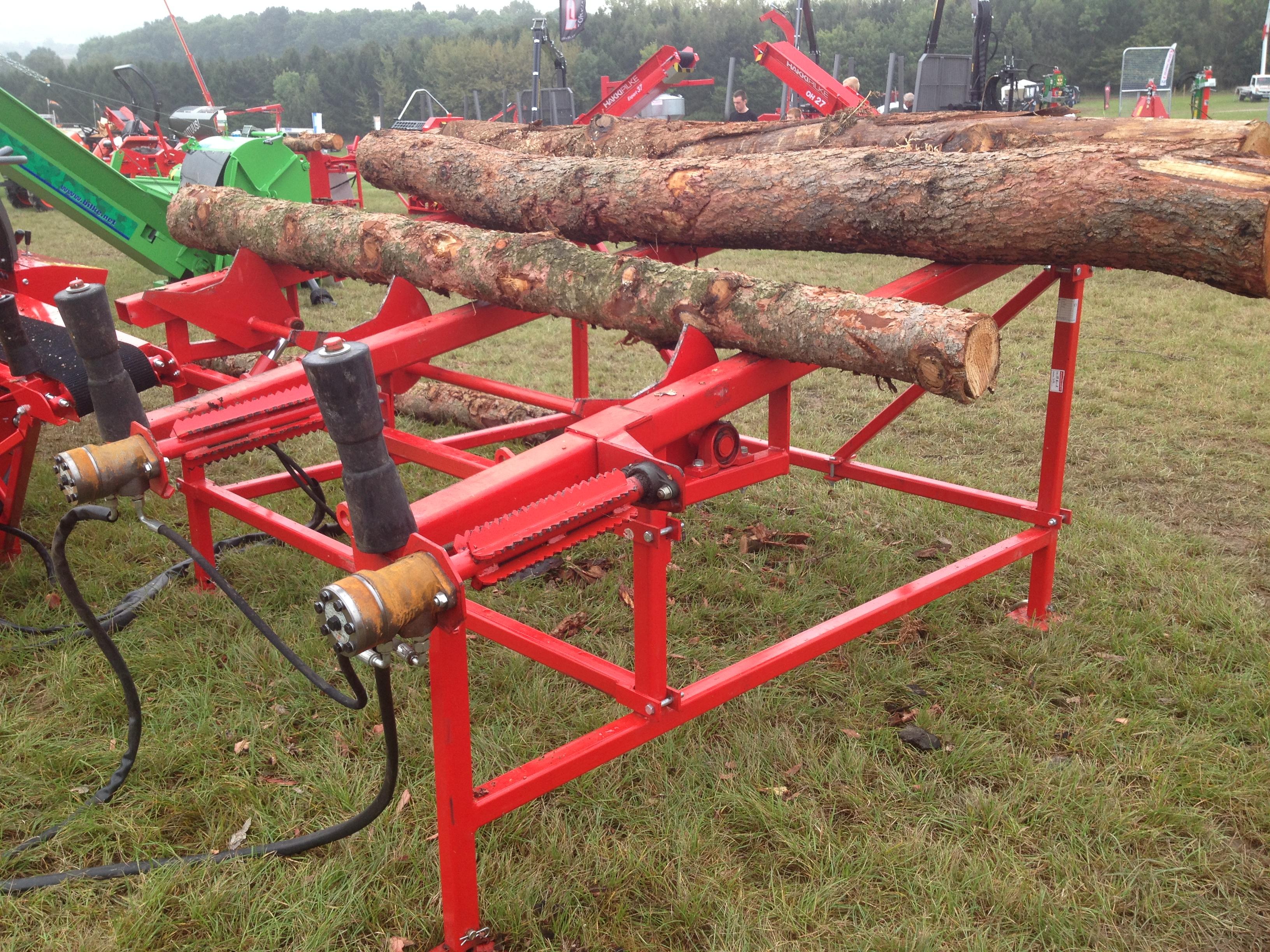 Log Decks Davies Implements