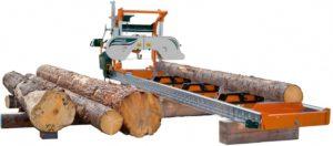 LumberMate HD36 sawmill