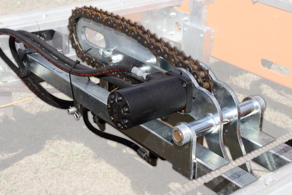 Lumbermate Hydraulic Pro Hd36 Sawmill Davies Implements