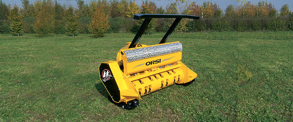 Geliebte Orsi Forestry flail mowers | Davies Implements &IL_09