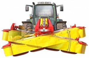 Pottinger alpha motion 301amed. 6