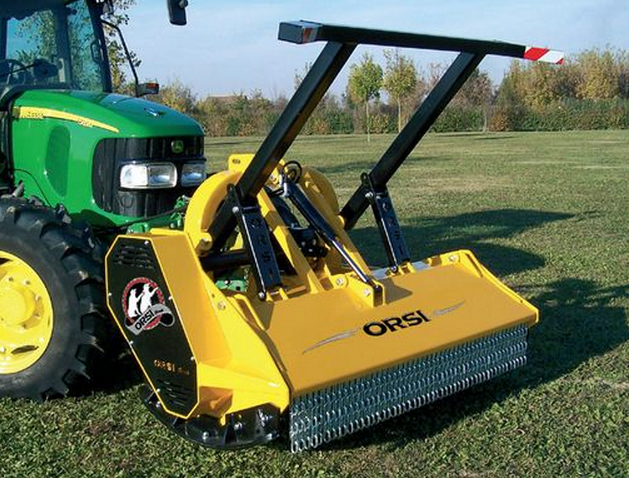 Beliebt Bevorzugt Orsi Forestry flail mowers | Davies Implements &LM_33