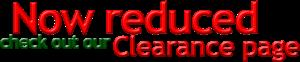 Clearance logo new