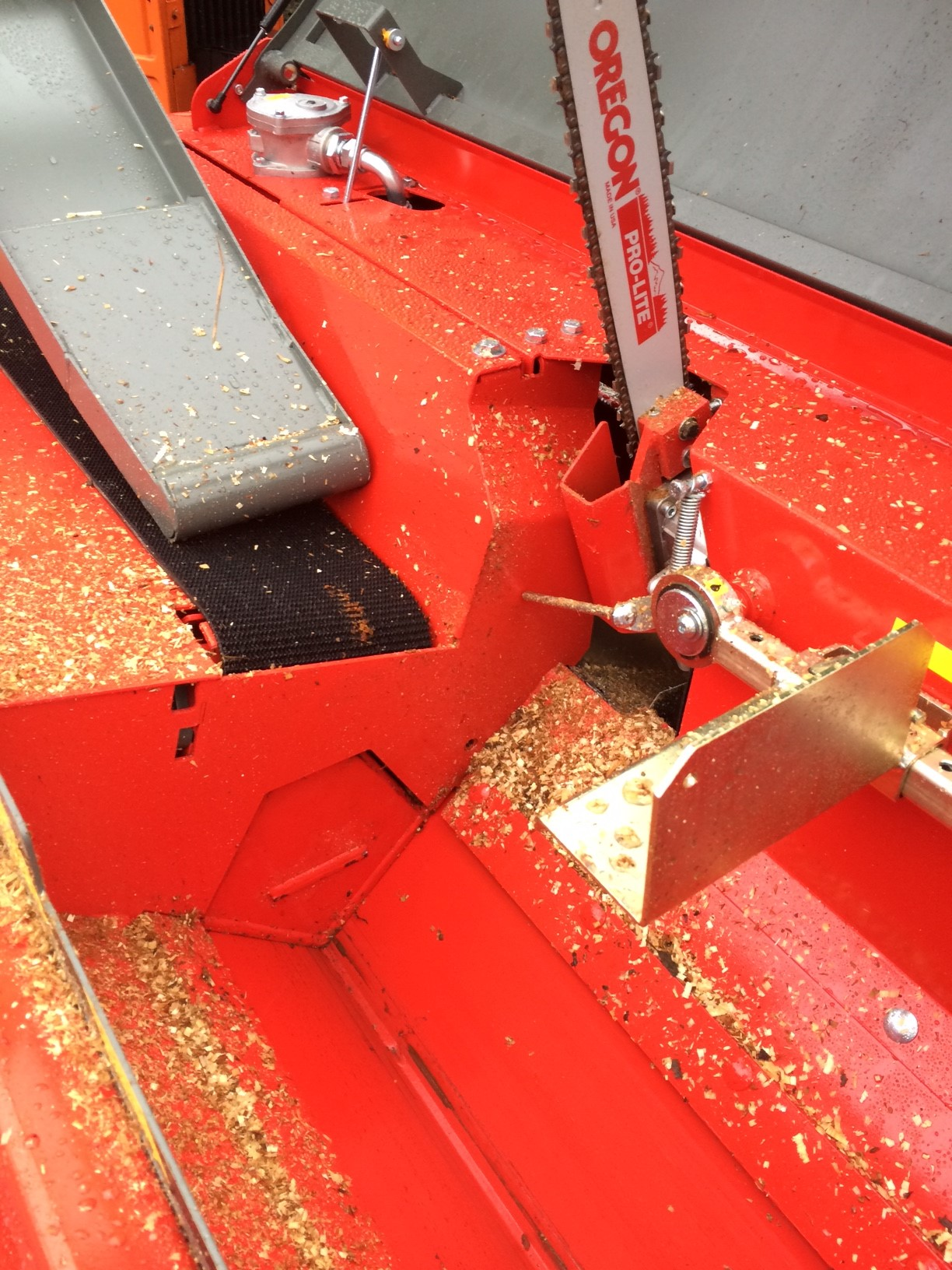 Falcon 35 Firewood Processor Davies Implements