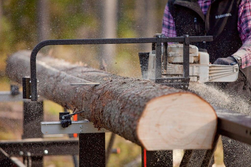 logosol farmer m8 sawmill davies implements