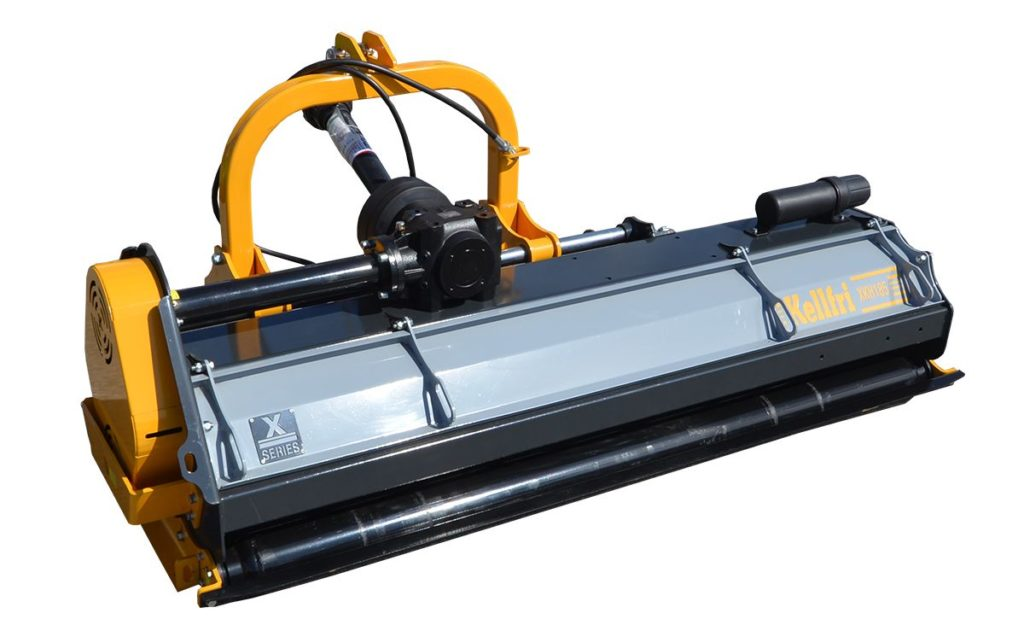 Kellfri 35-XKH185 flail mower