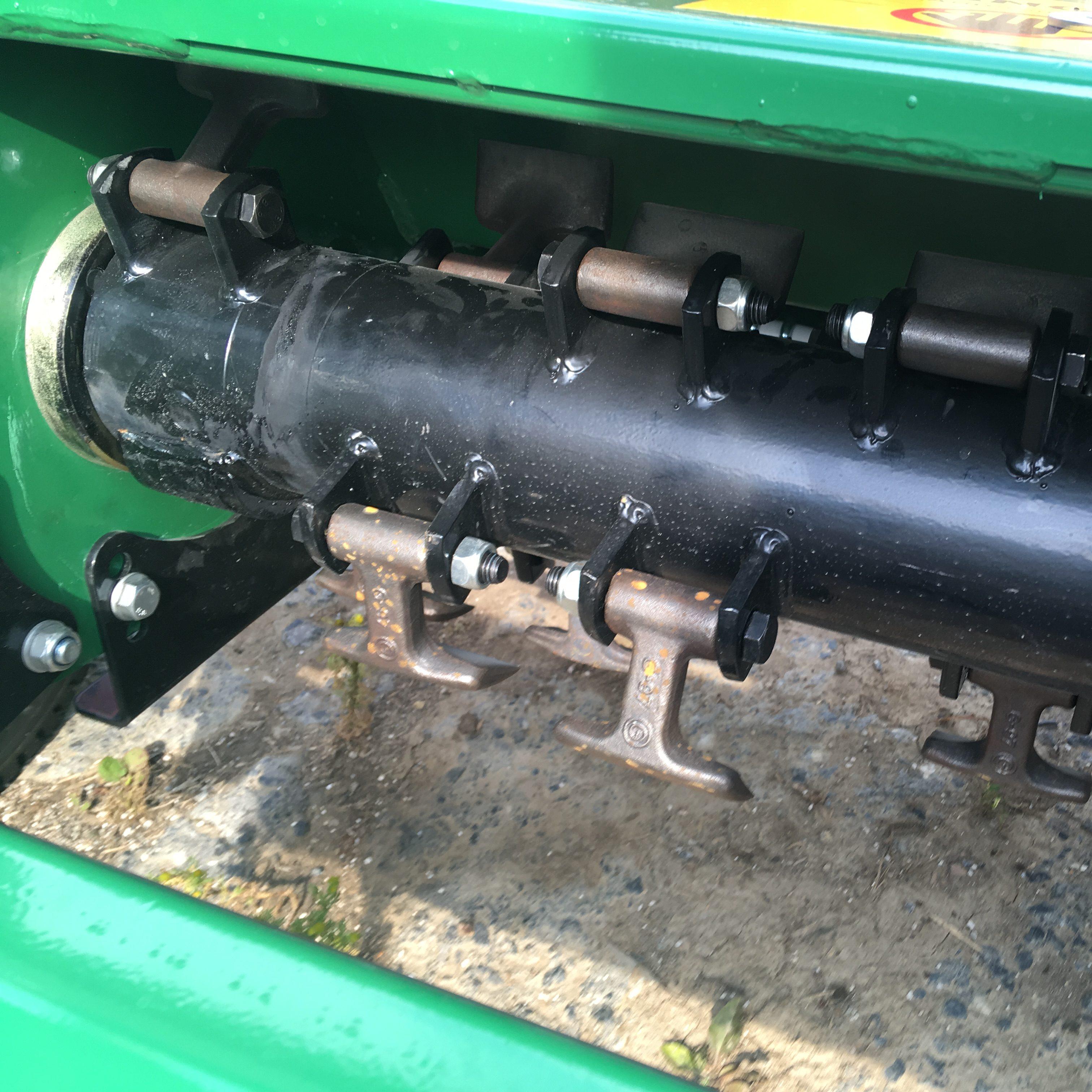 150cm ATV flail mower | Davies Implements