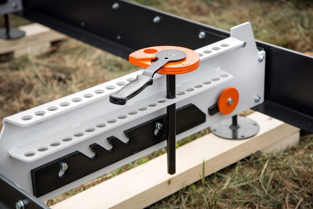 Logosol B751 Bandsaw mill | Davies Implements