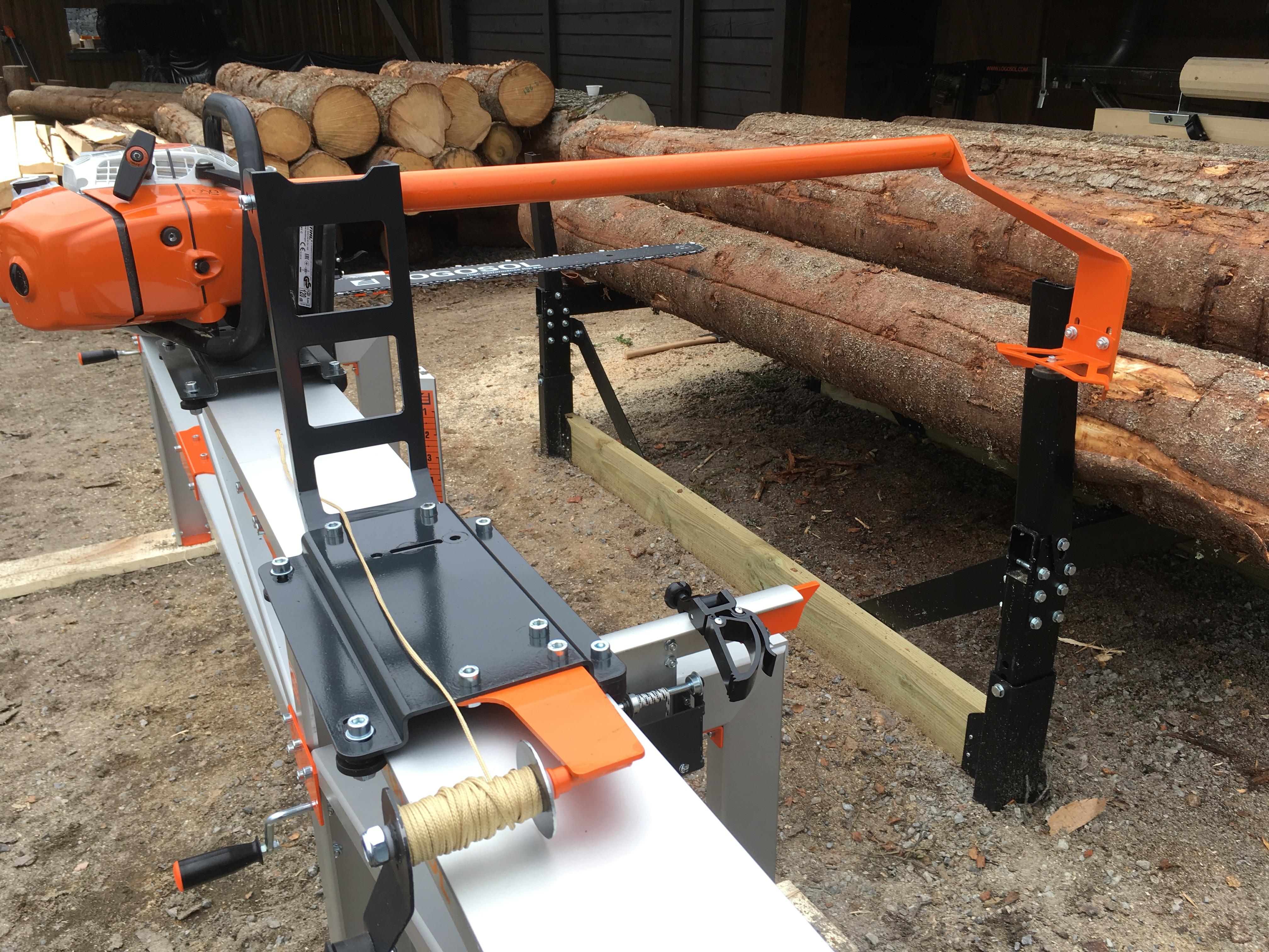 Logosol F2 Chainsaw Mill Davies Implements