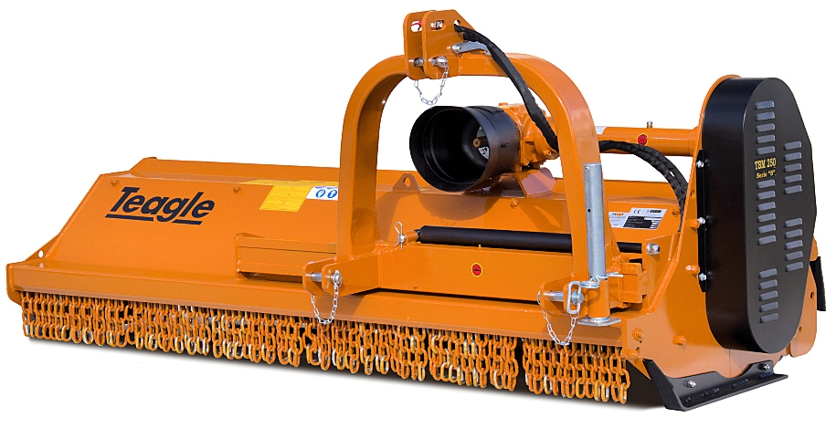 Teagle TBM/S flail mower | Davies Implements