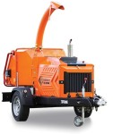Timberwolf TW280TDHB chipper no backround
