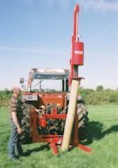 Model 2 Fence Post Knocker Davies Implements